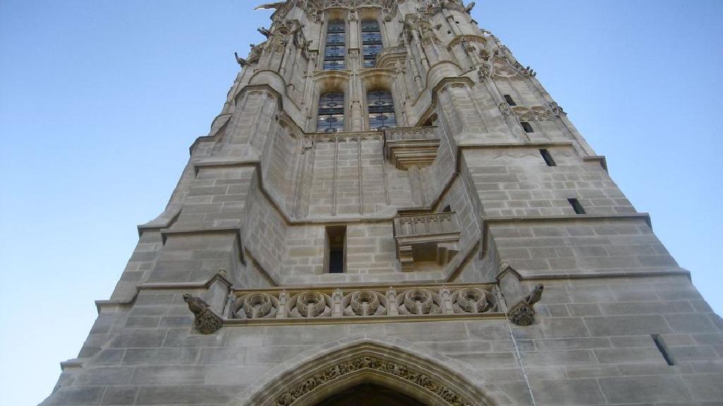 برج سان جاك في باريس: مارفيل القرن السادس عشر