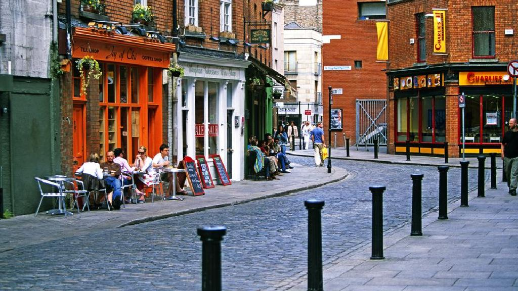 Koje je najpopularnije mjesto za upoznavanja u Irskoj