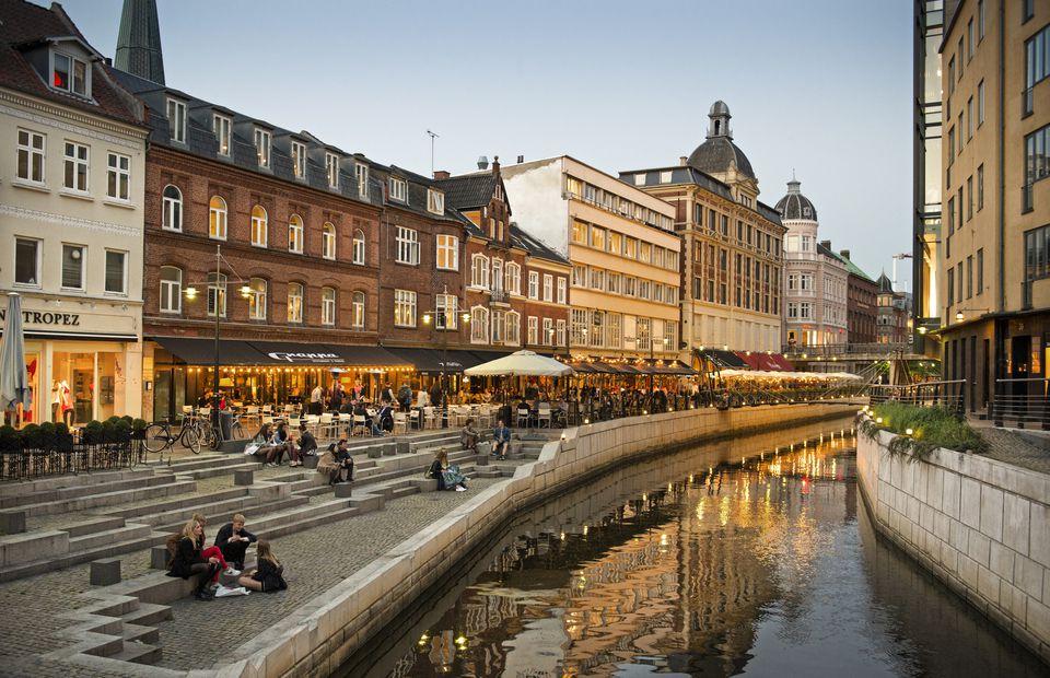 Aarhus Danimarkë