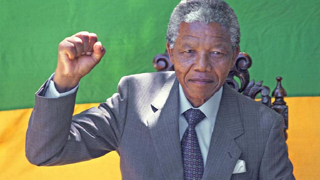 Biografi Ringkas Presiden Afrika Selatan Nelson Mandela