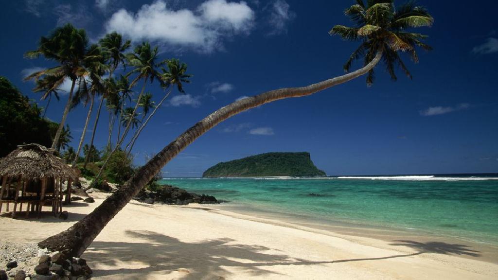 太平洋 南 南太平洋 South