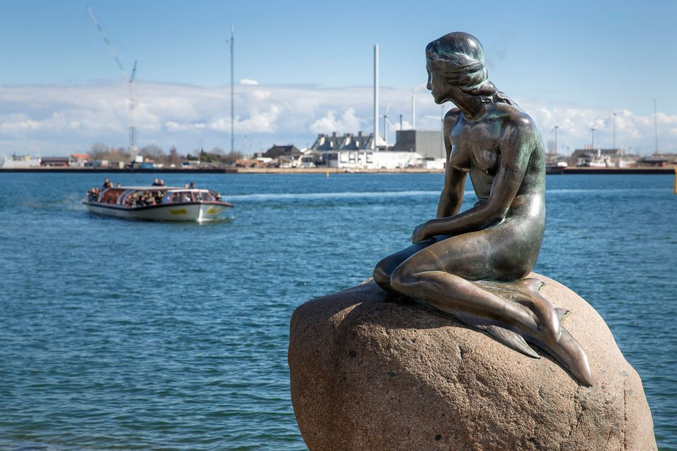 Little Mermaid, Kopenhagen