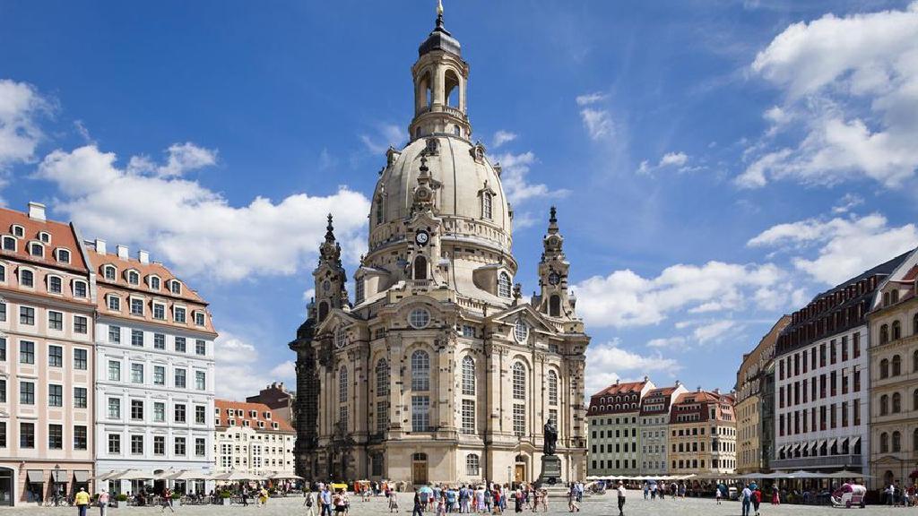 Frauenkirche، کلیسای بانوی ما در درسدن