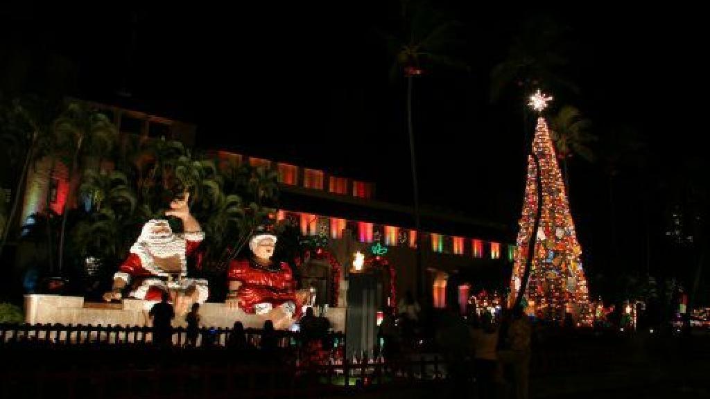 Waikiki Ve Honolulu Da Sukran Gunu Ve Noel Etkinlikleri