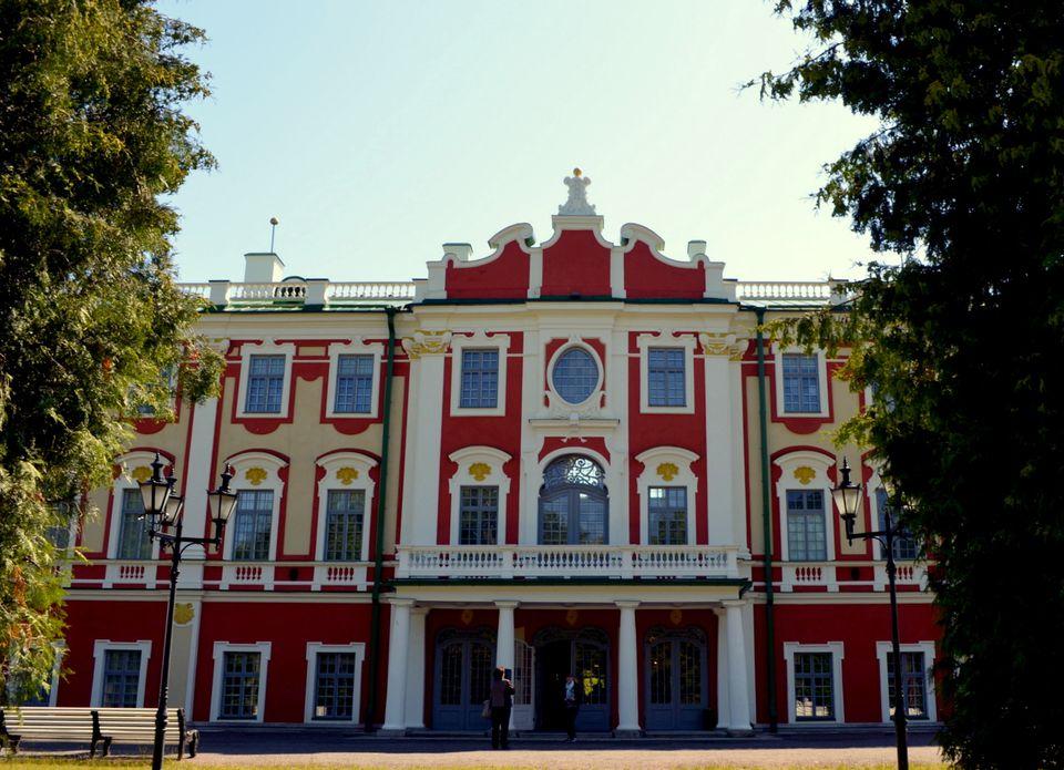 Kadriorg saroyi, Estoniya
