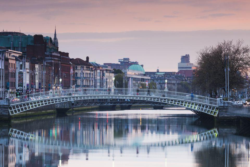 oraș în irlanda