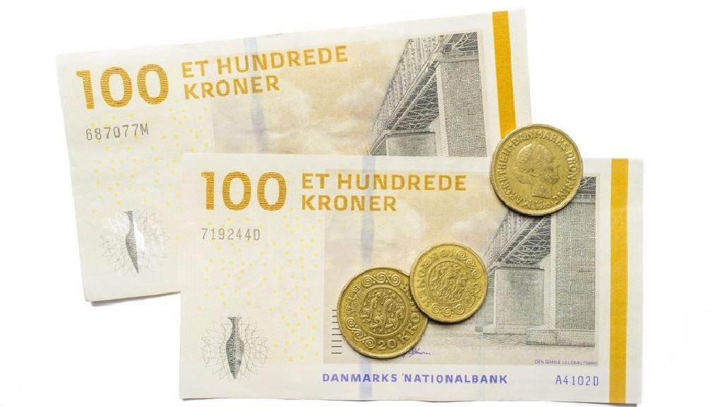 Използвани валути в Скандинавия