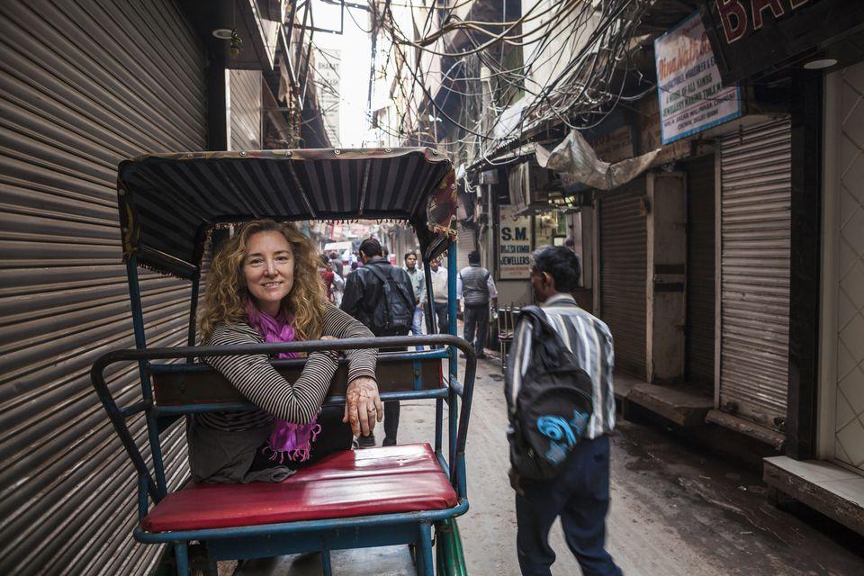 samohrana mama koja se nalazi u Indiji