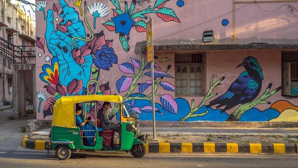 besplatno upoznavanje s Delhijem