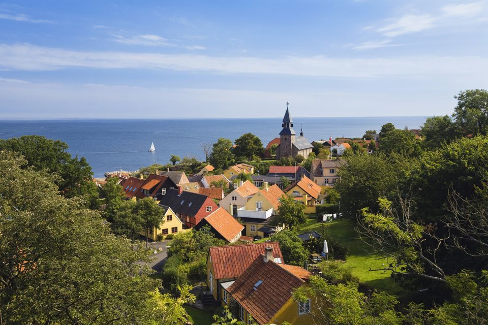 Bornholm Island, Danimarkë