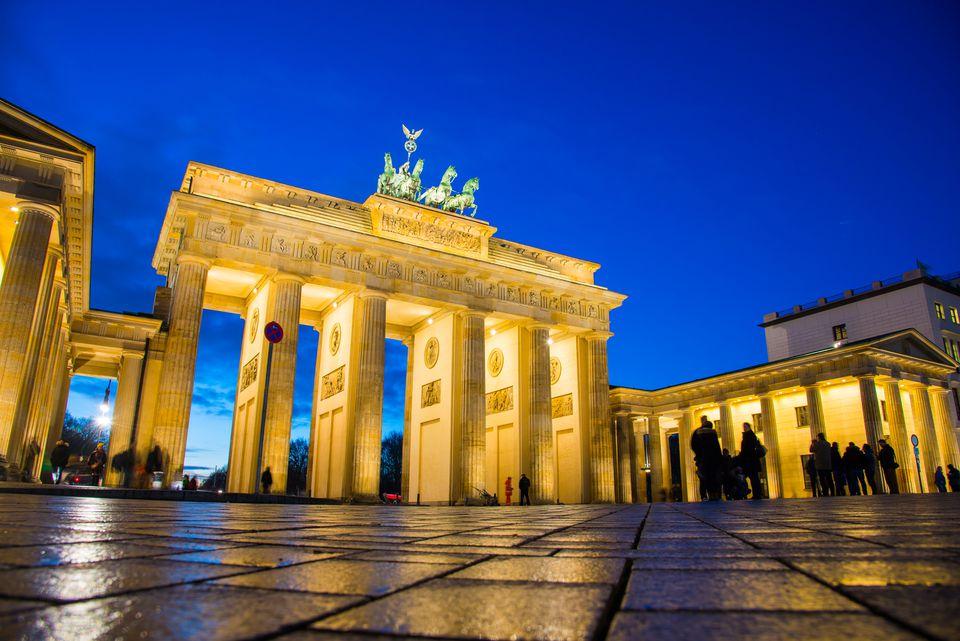 egyetlen párt karácsonyi berlin