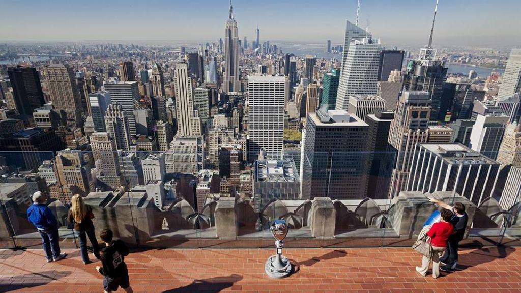 نيويورك على الميزانية مشاهد