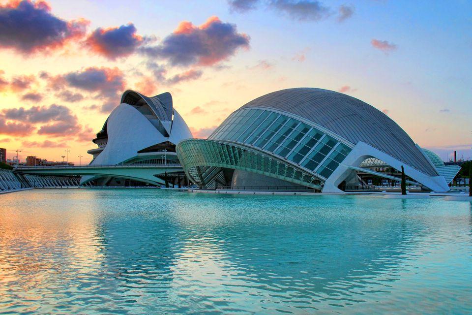 Grad umjetnosti i nauke, Valencia